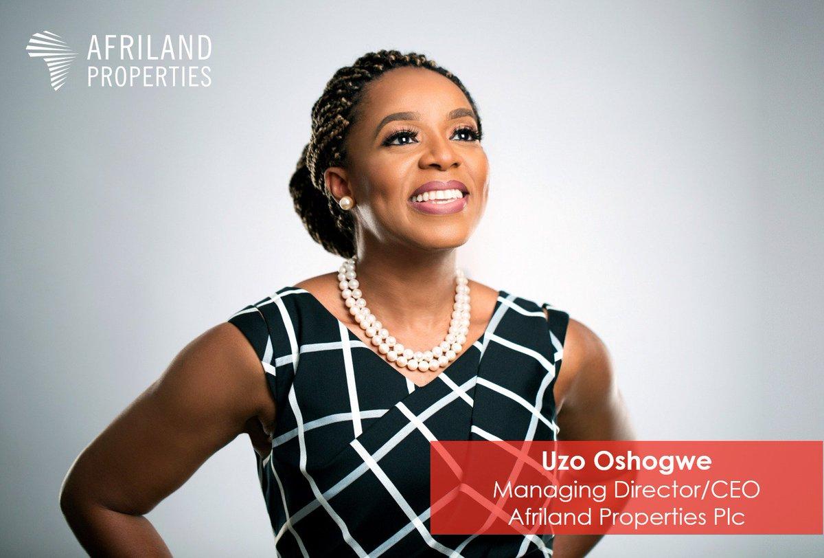 MD/CEO, Uzo Oshogwe