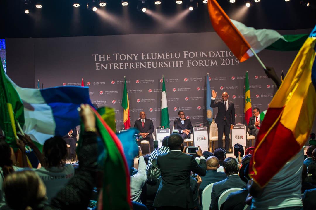 TEF Entrepreneurship Forum