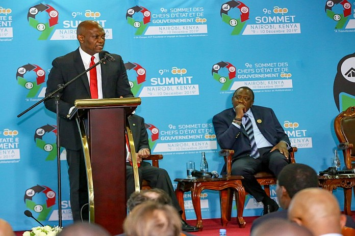 Tony Elumelu African, Caribbean and Pacific Countries Need to Improve Business Environment to Drive Industrialisation and Wealth Creation