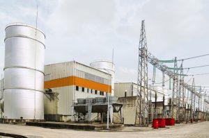 Transcorp Ughelli Power plant