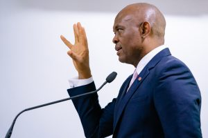 Africapitalism is an economic philosophy attributed to Mr. Tony Elumelu, a Nigerian economist and Chairman of Heirs Holdings