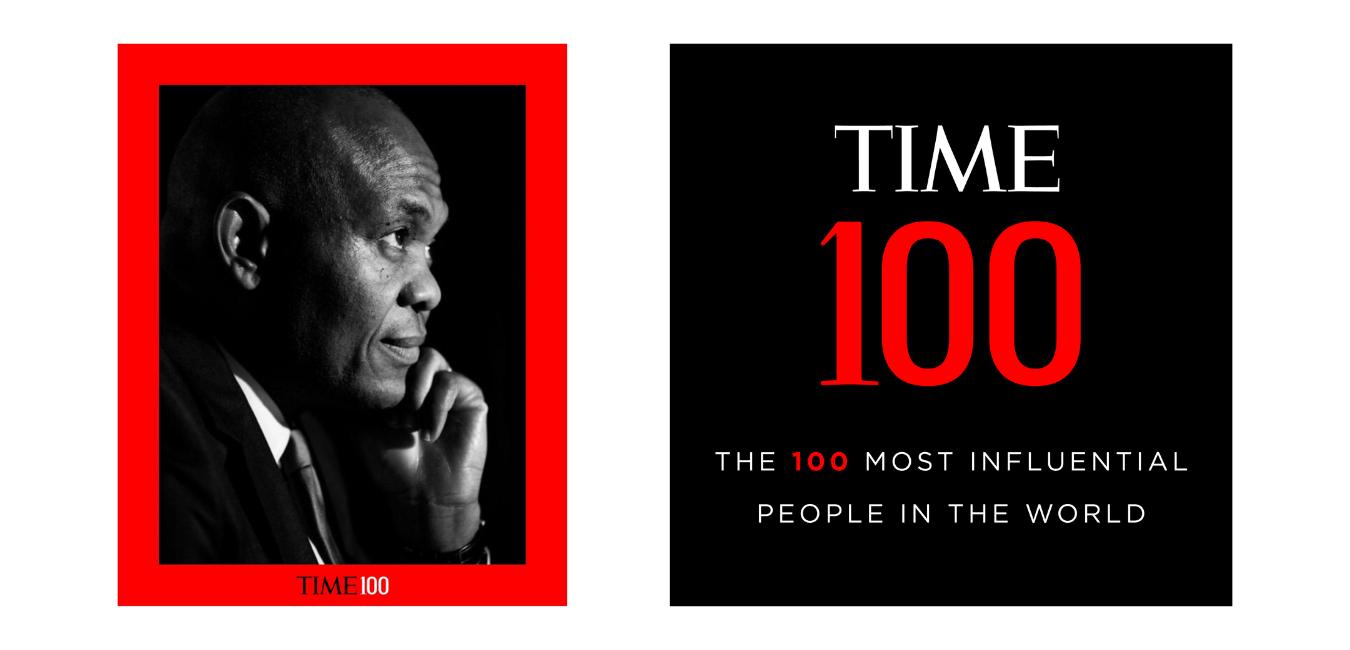 Tony Elumelu TIME 100