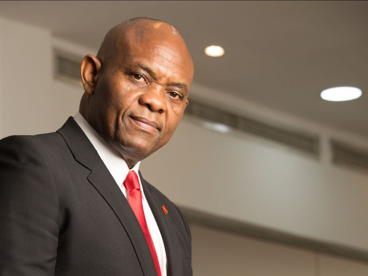 Chairman of the Heirs Holdings, Tony Elumelu