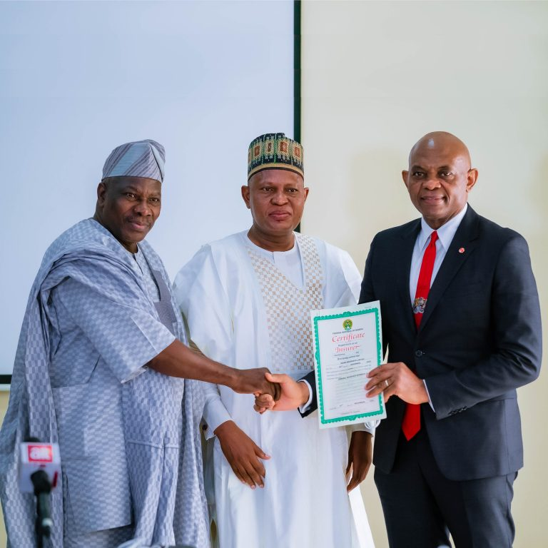 Chairman of Heirs Holdings receives operating licence for Heirs Insurance and Heirs Life