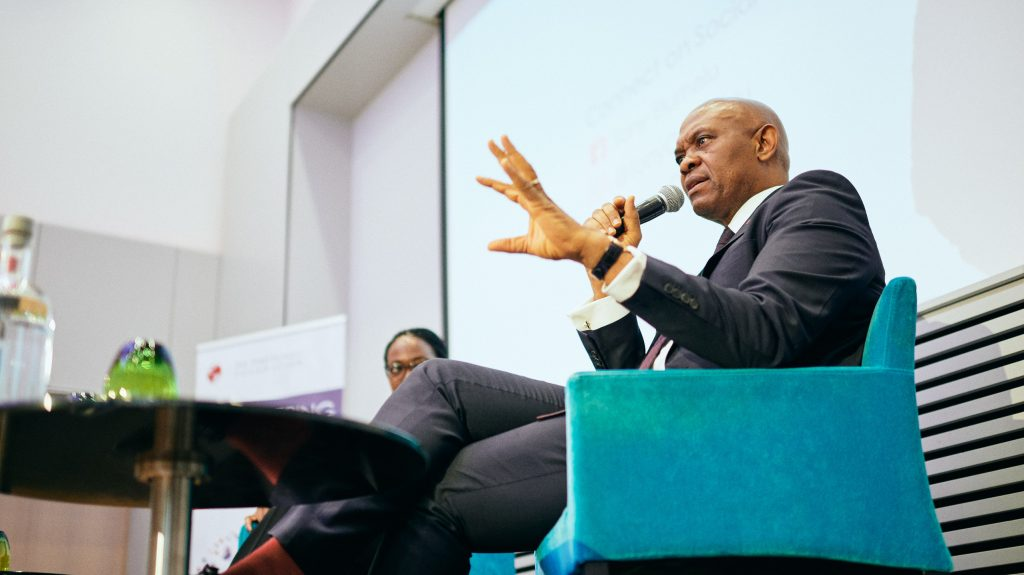 Tony Elumelu Foundation partnered with the European Union