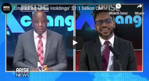Arise news: CFO, TNOG Oil and Gas Sam Nwanze