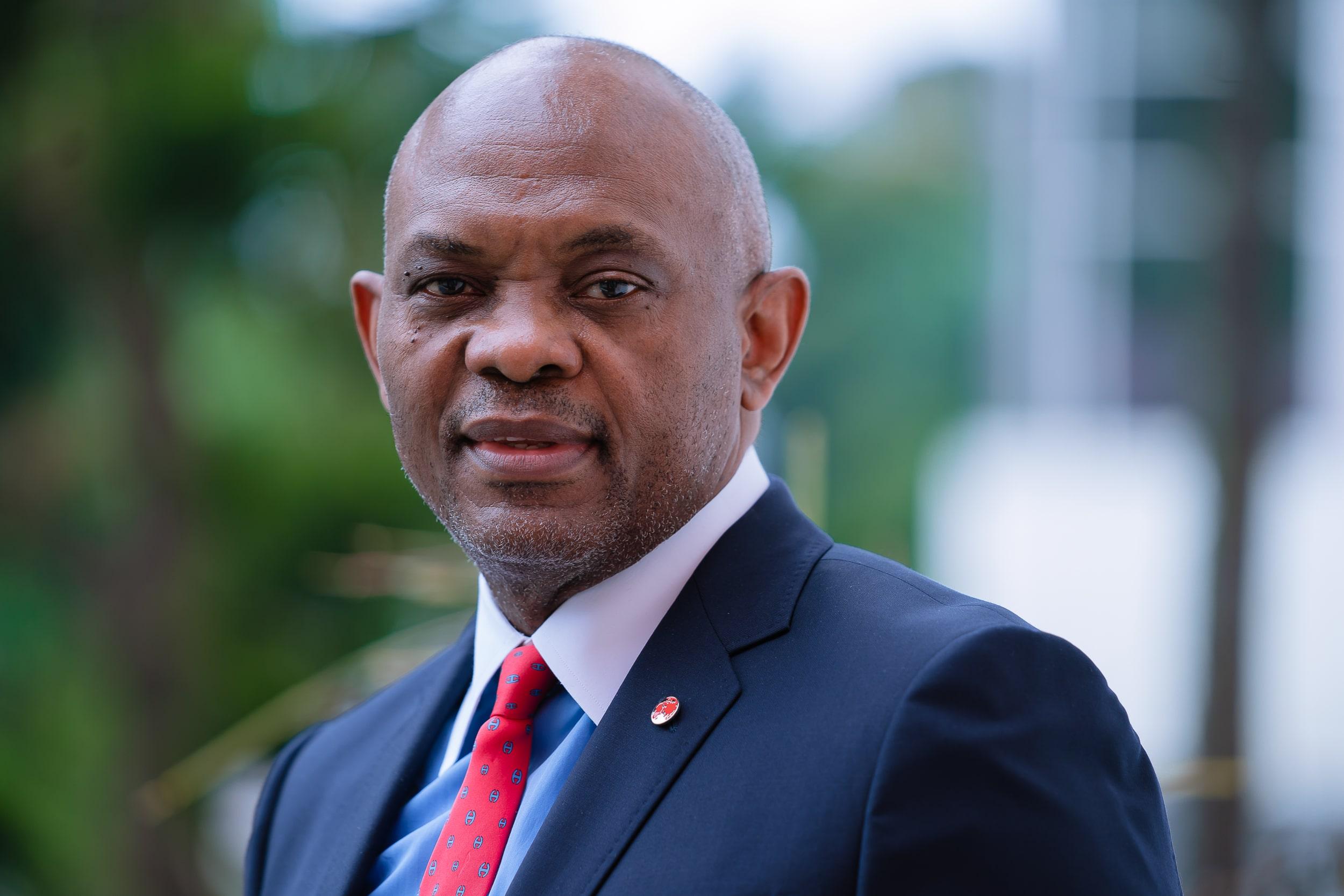 Chairman Heirs Holdings, Tony Elumelu