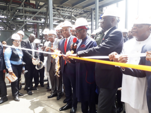 Heirs Holdings Chairman, Tony O. Elumelu commissions Transcorp power plant