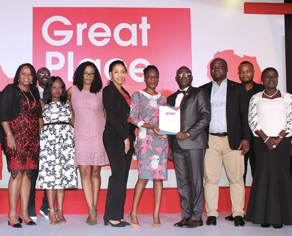 Heirs Holdings wins great place to work award