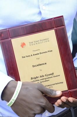 The Tony & Awele Elumelu Prize