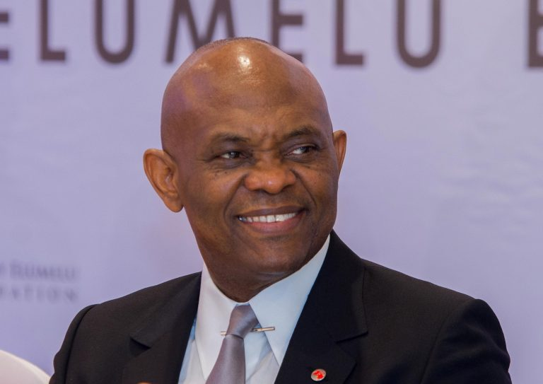 Heirs Holdings Chairman, Tony Elumelu
